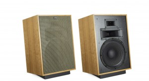 Klipsch Heresy IV Natural Cherry