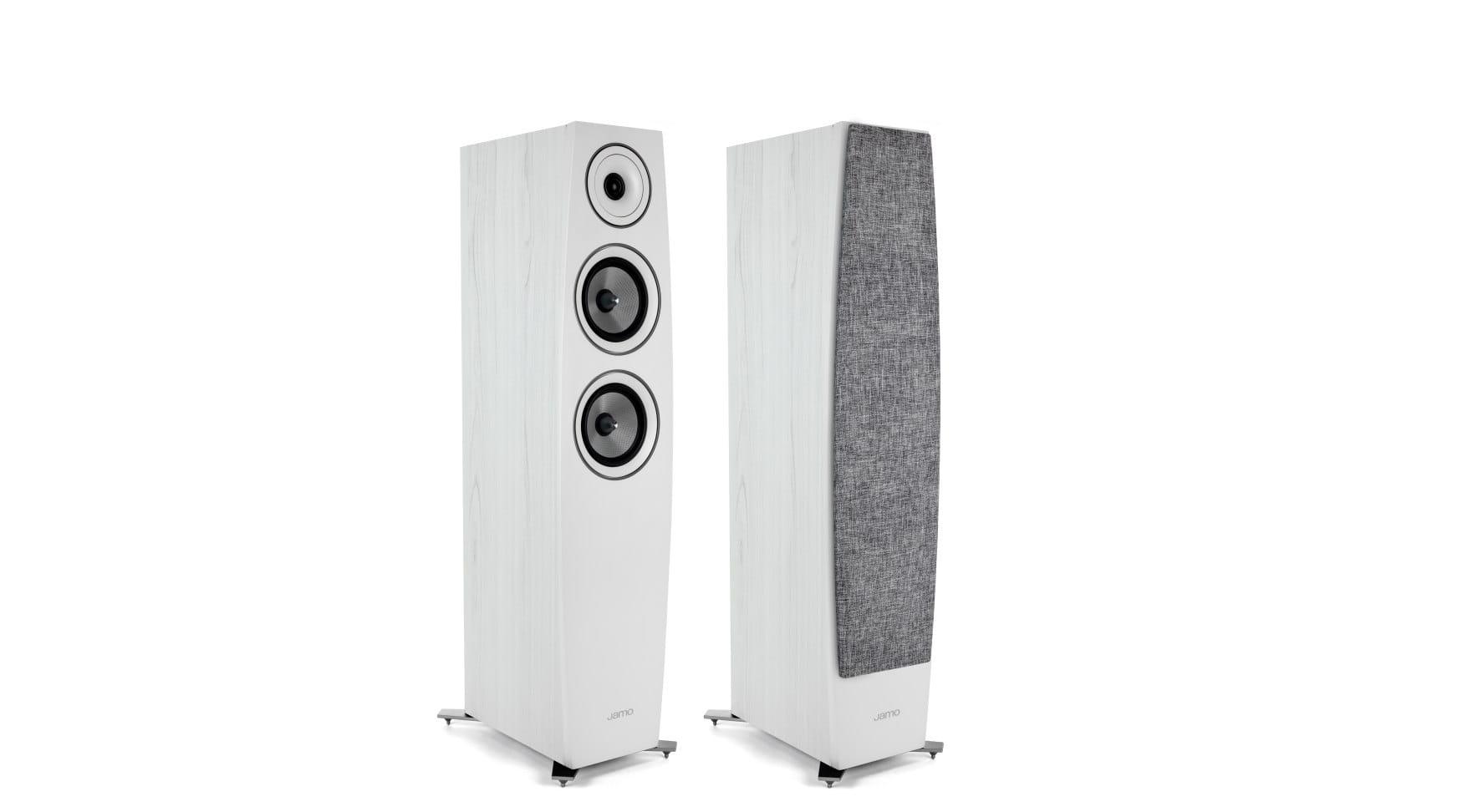 Jamo Concert Series C 91 II Black Ash Bookshelf Speaker Home Audio ...